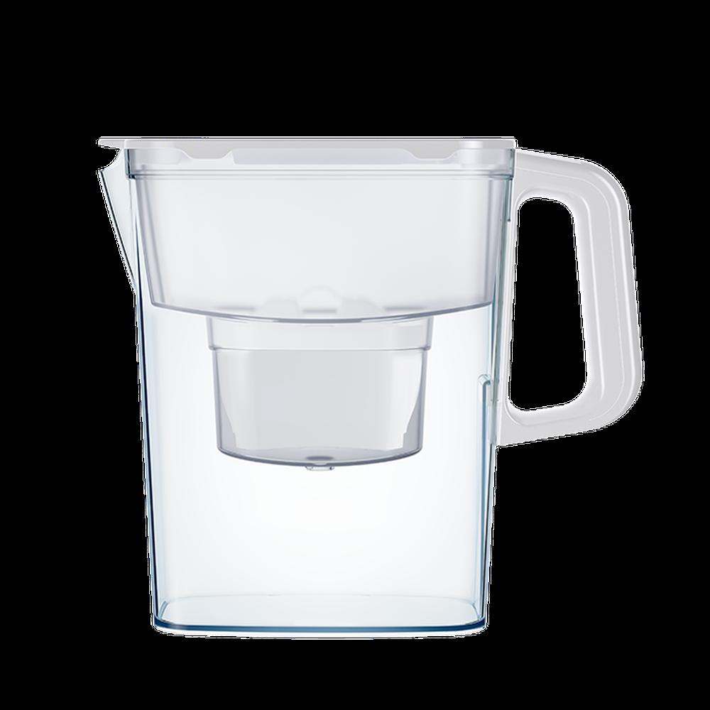 בנפח 2.4 ליטר  Compact קנקן טיהור מים