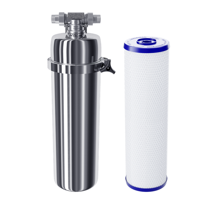 Water filters for public places