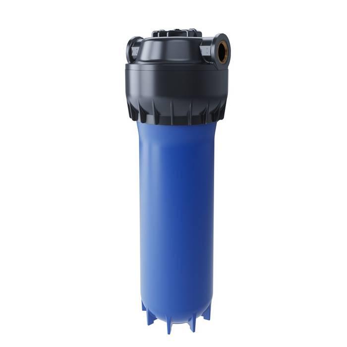 Корпус предфильтра для холодной воды армированный