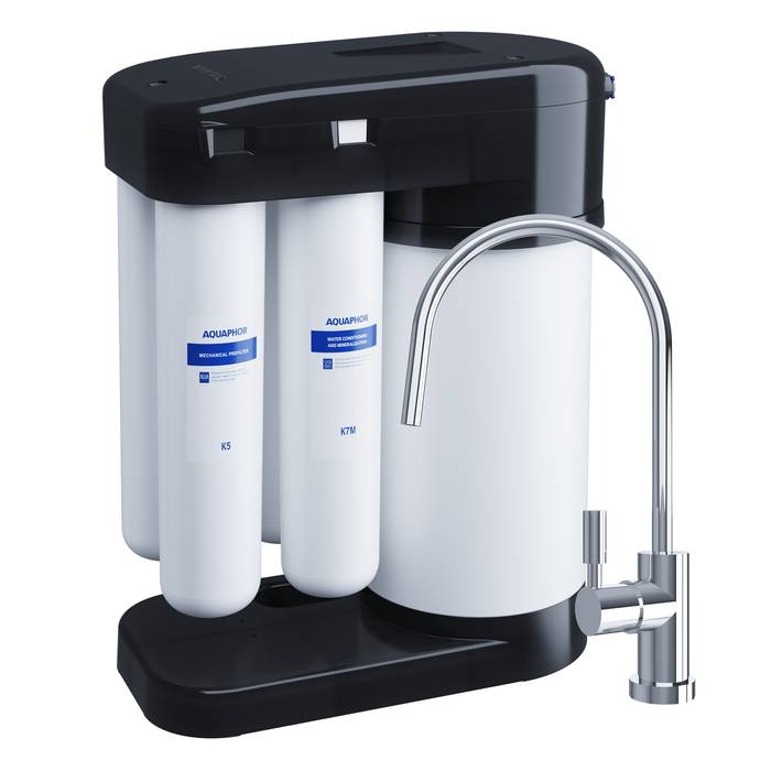 Water filters for business